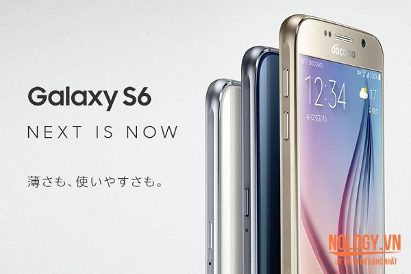 Samsung galaxy S6 Docomo xách tay Nhật tuyệt hơn bản quốc tế