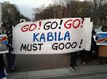 KABILA alias KANAMBE DOIT PARTIR