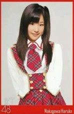 Foto dan Biodata JKT48 Haruka Nakagawa