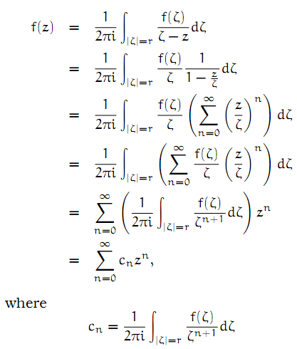 Complex Analysis: #6 Power Series equation pic 9