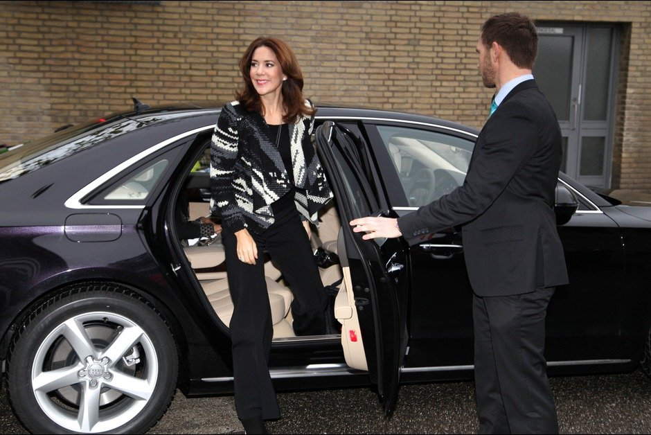 Crown Princess Mary Style - Fashions