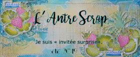 L'Antre Scrap : un blog de challenges que j'ai crée avec Marydemo