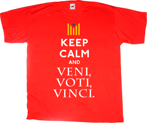 catalonia independence freedom referendum 9n t-shirt ephemeral-t-shirts