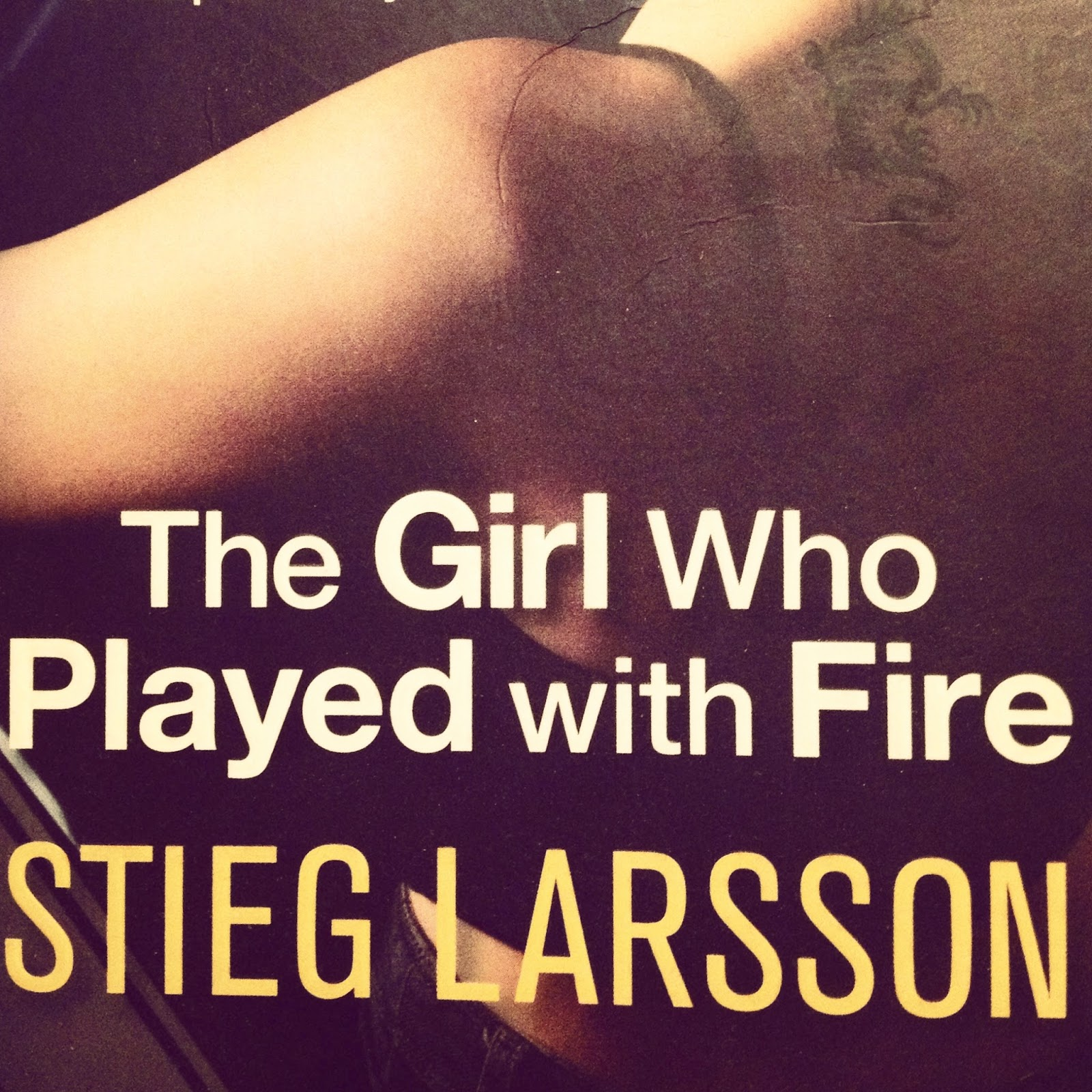 The Girl Who Played With Fire - Book Reviews 2014 | Crappy Candle