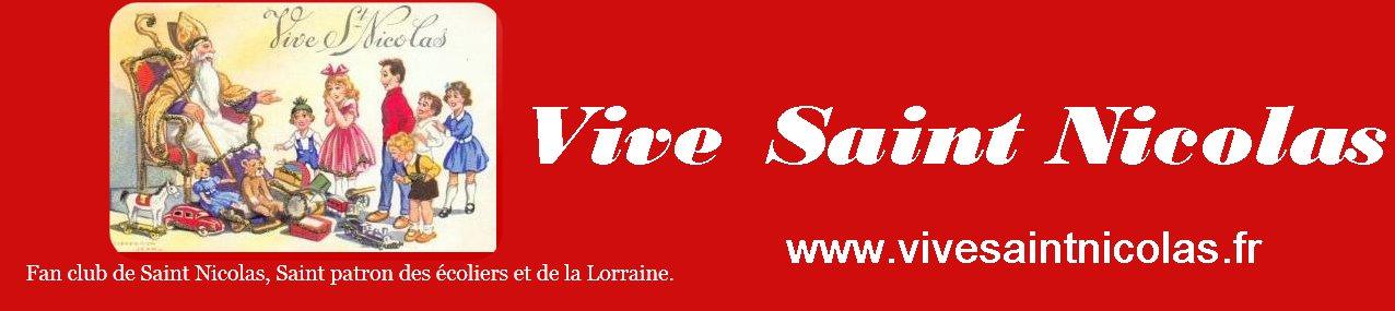 Vive Saint Nicolas