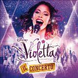 Participación en Violetta Il Concerto / Lanzamiento abril 2014