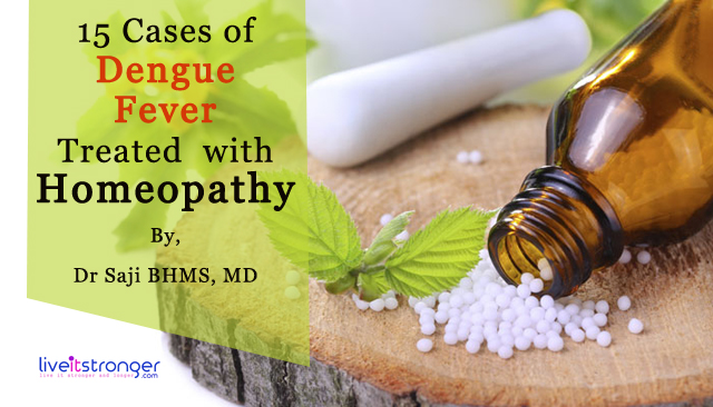 Dengue fever, homeopathy
