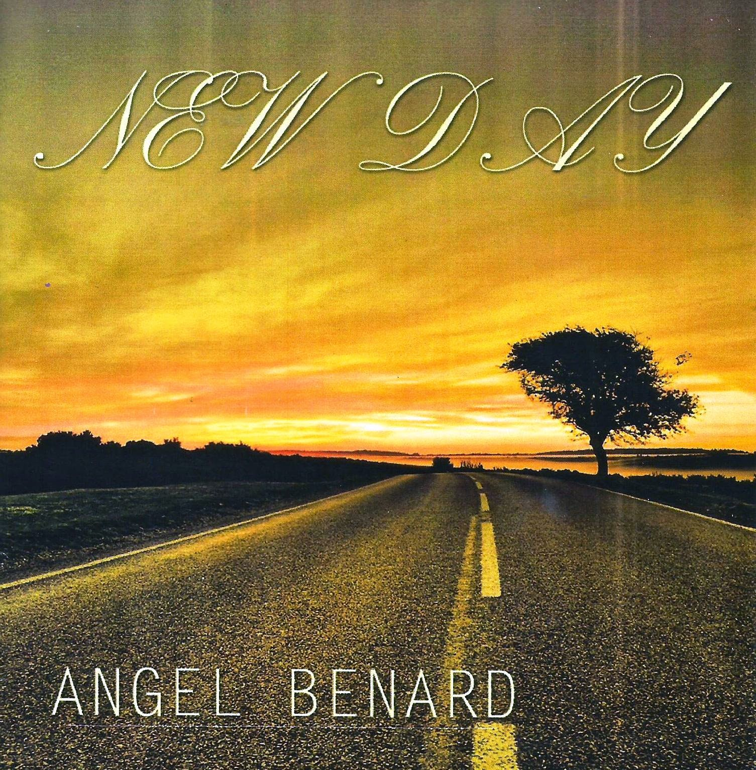 NEW DAY AUDIO CD - ANGEL BENARD