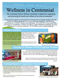 Centennial Wellness Flyer