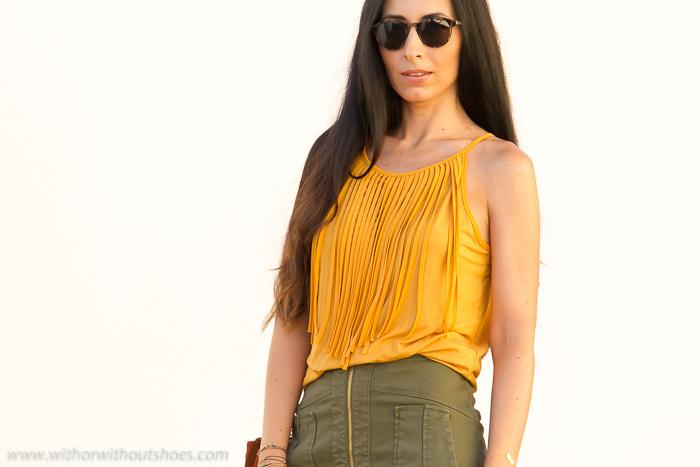 Blogger de moda valenciana con estilo