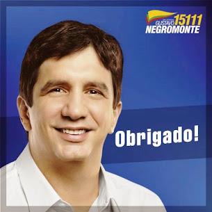 Gustavo Negromonte Candidato a Deputado Estadual - 15111