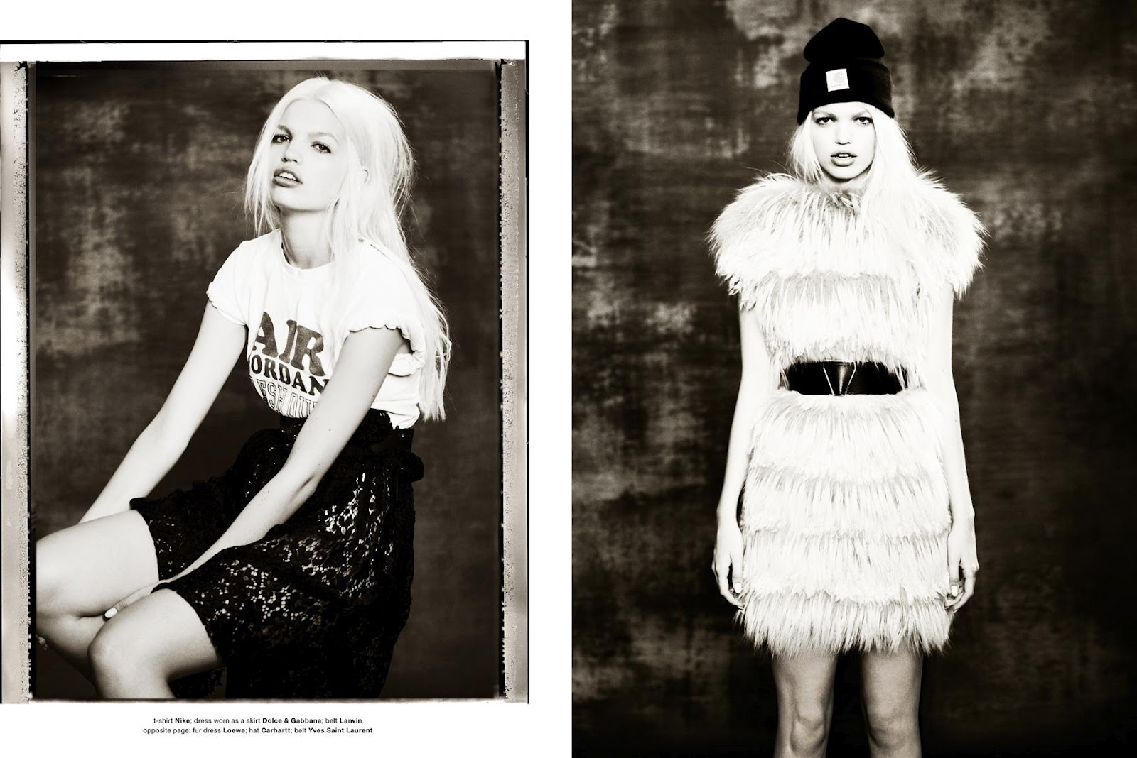 fresh start: daphne groeneveld by mariano vivanco for muse #31 fall