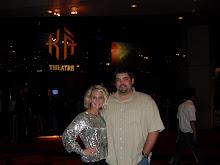 3rd Anniversary in Las Vegas