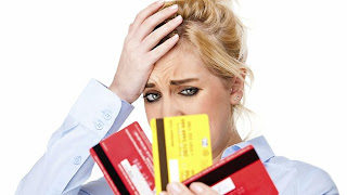 credit card problem, bank, credit card, financial problem