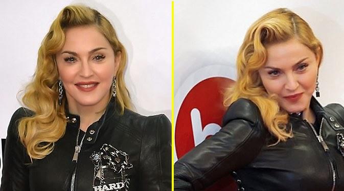 Foto-foto Bugil Madonna Semasa Muda Terungkap