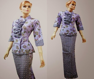 Foto Baju Batik Halus Solo