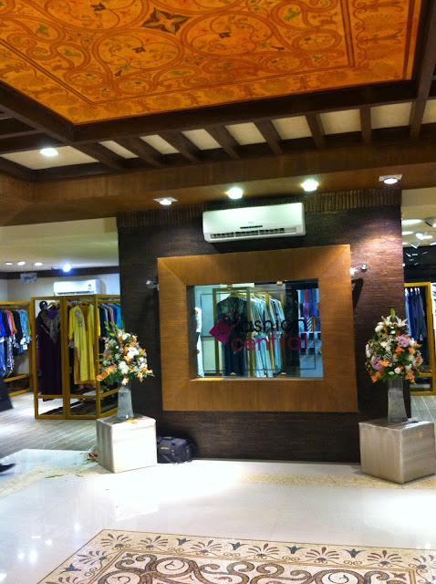 Fashion Central store in Lahore