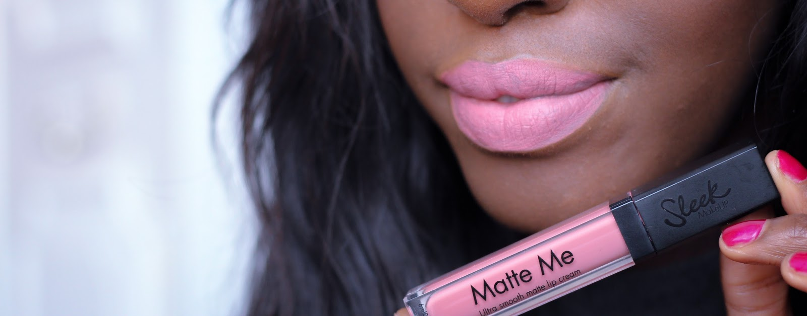 Sleek Matte Me Lip cream (Birthday Suit)