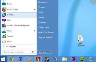 idegue-network.blogspot.com - Windows 8.1 Akan Mempunyai Tombol Start