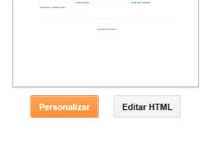 plantilla personalizar blogger