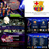 "PES 2013 ALL MOD V-2 menu icon visuals graphic and background ""BARCA"""