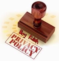 Cara Membuat Pasang Privacy Policy