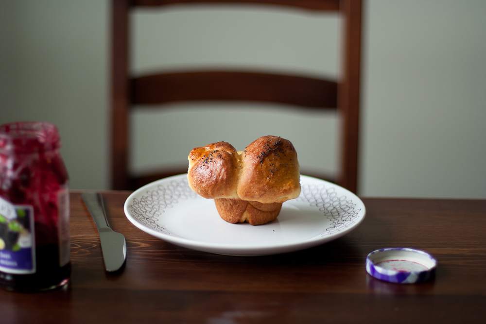 Buttered Up: Bubble-Top Brioches