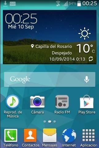 Download Rom Sensation S5 Samsung Galaxy Fame S6810