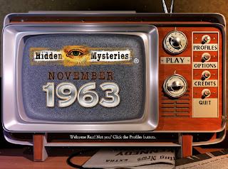 Hidden Mysteries: November: 1963 [BETA]