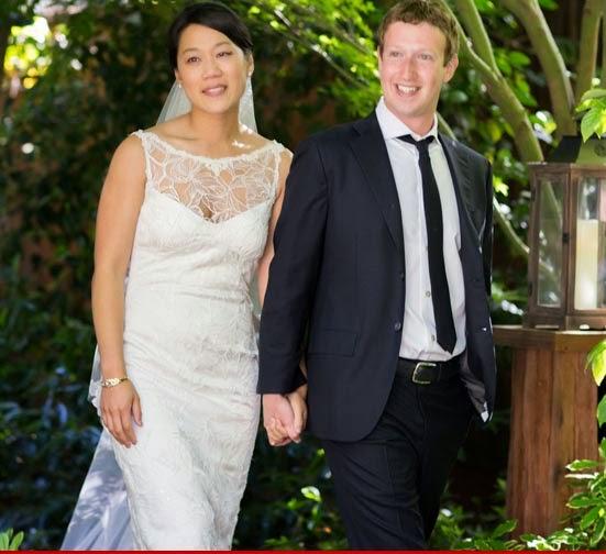Mark Zucker Berg with Girl Friend Hd wallpaper ( HD Wallpaper)