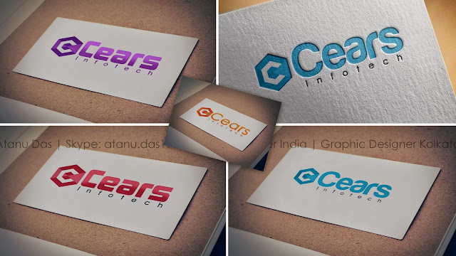 77-Logo Designer Kolkata - Logo Designer India - IT Company Logo - Graphic Design Expert (2)