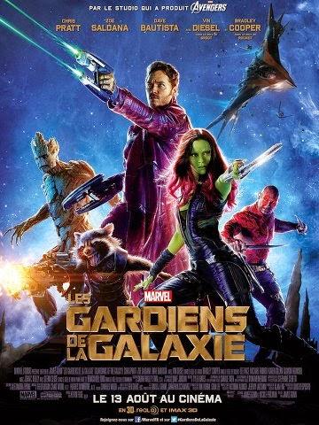 Regarder Guardians Of The Galaxy en streaming