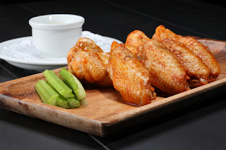 gluten free hot wings