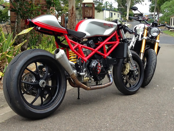 Ducati ST2 Cafe Racer | Ducati Cafe Racer | Ducati cafe racer project | Ducati cafe racer build | Ducati Cafe Racer for sale |Ducati Cafe Racer Parts | Ducati Cafe Racer Seat | Shed-X Customs