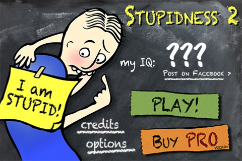 Stupidness 2 Free App Game By Ming Liang Chien