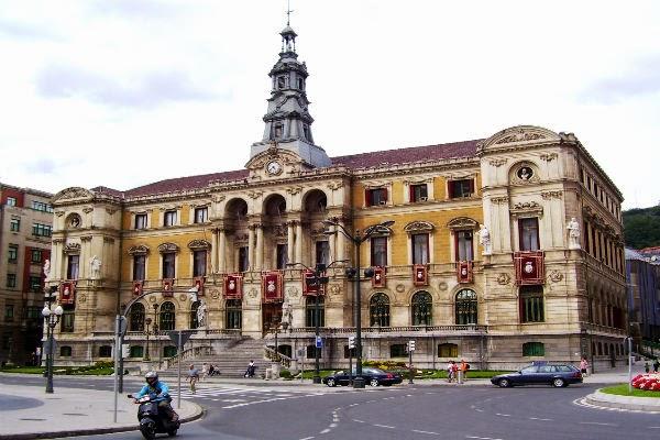 favorite places at Bilboa Spain