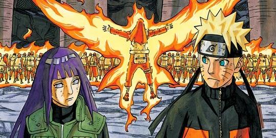 Actu Manga, Critique Manga, Kana, Manga, Masashi Kishimoto, Naruto, Naruto Shippuden, Shonen,