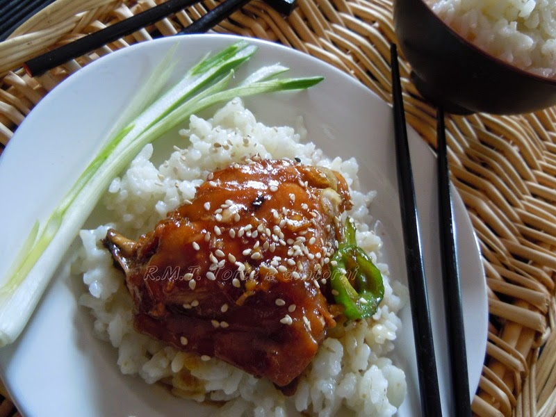 Ga Kho: pollo caramellato vietnamita