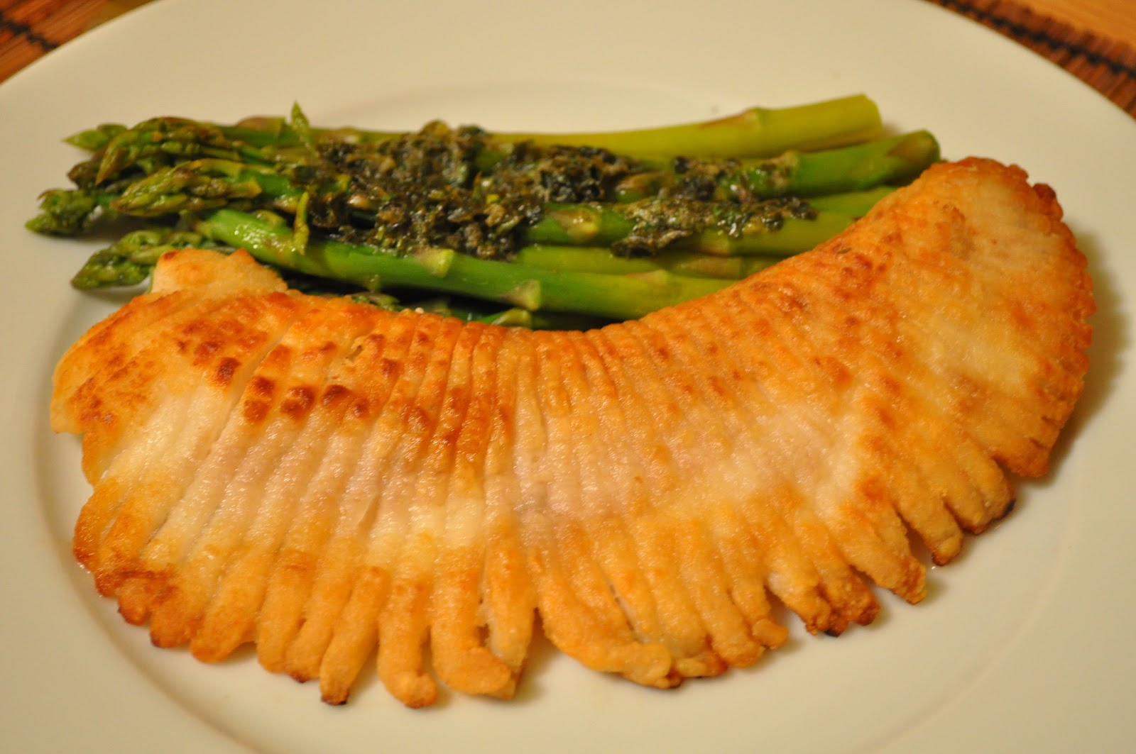 Fried skate wings bacchus epicurus for Wings fish