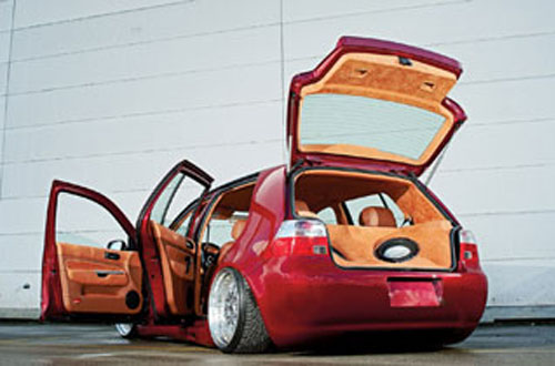 Cars Modification Volkswagen