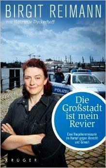 """Buchtip Dezember 2014: Birgit Reimann """"Die Großstadt ist mein Revier"""""""