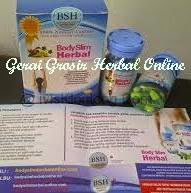 Body Slim Herbal BSH Pelangsing Herbal Organik