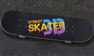 Screenshots of the Street skater 3D for Android tablet, phone.