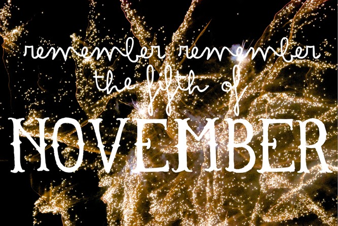 remember remember the 5th of november - bonfire night party - alexis at somethingimade.co.uk