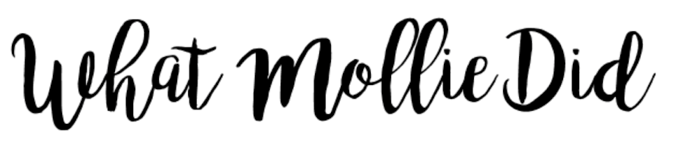 What Mollie Did | Fashion Beauty Lifestyle
