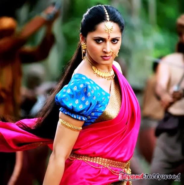 Picture 599590 | Actress Anushka @ Bahubali Movie Making