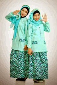 Model Baju Batik Anak Perempuan Terbaru Meyeyesshop 2015