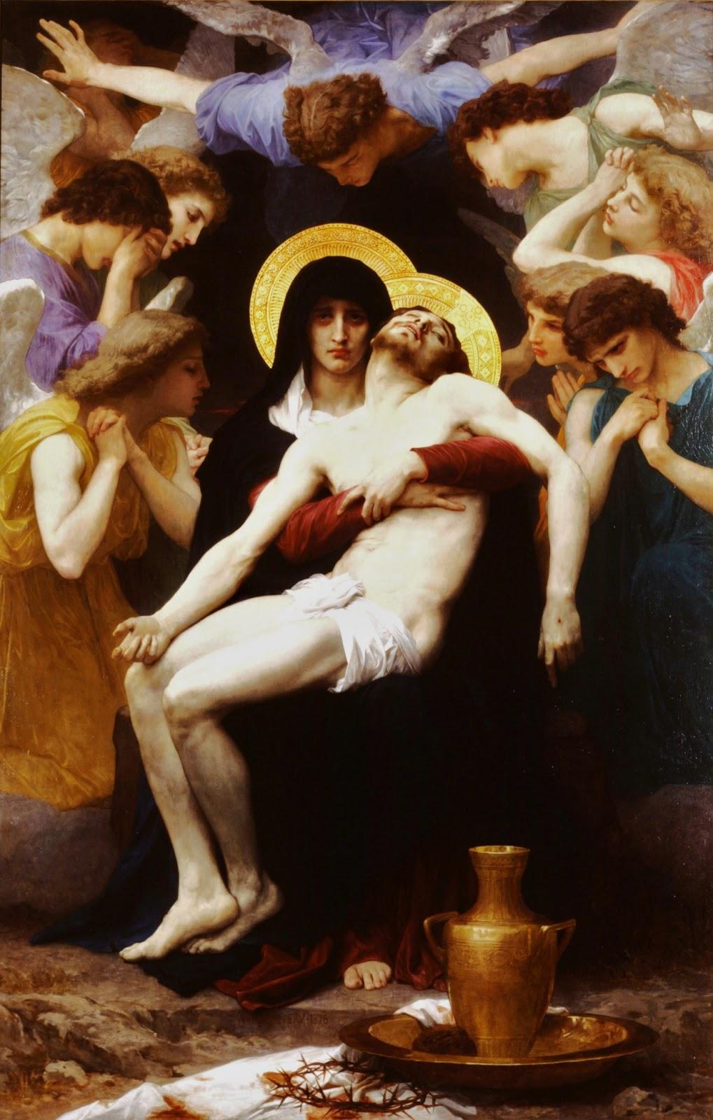 La Memoria del Arte: Piedad, de William Bouguereau
