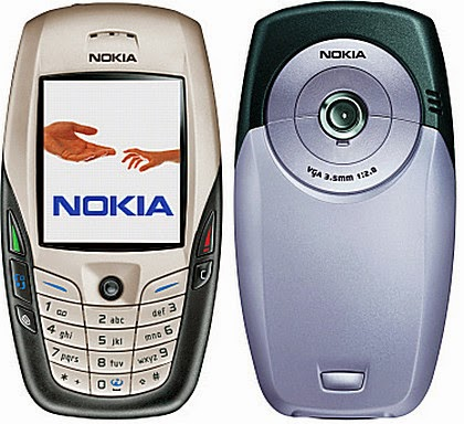 Best Selling Phones, Nokia 6600, Top Nokia Phones