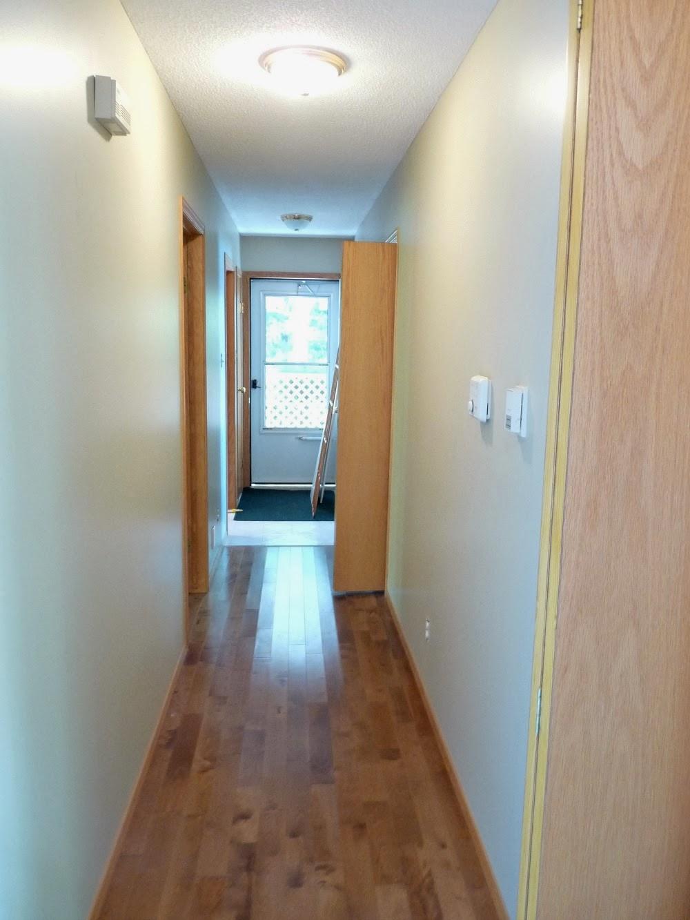 Mid Century Modern Inspired Interior Door Levers Dans Le
